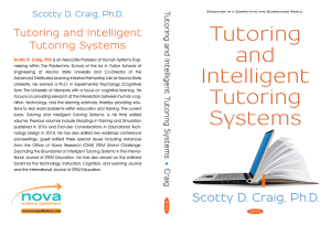 Tutoring and Intelligent Tutoring Systems-small